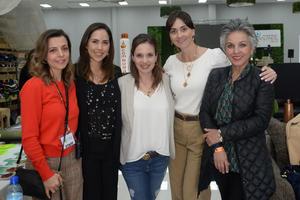 20032020 Rocio, Alejandra, Norma, Maricarmen y Paty.