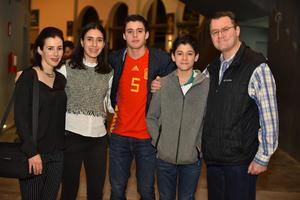 23032020 Mayte, María, Jacobo, Mikel y Yaco.