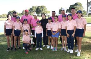 21032020 LA FOTOGRAFíA DEL RECUERDO.  Convivio del equipo de Golf Tigers.