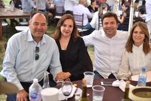 24032020 Adriana, Moy, Pity y Javier.