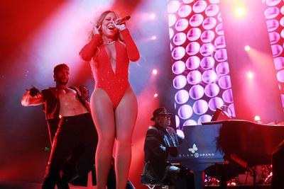 Mariah Carey, la diva del pop a sus 50 años