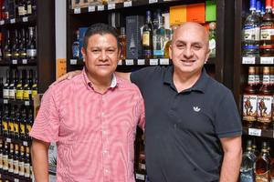 26032020 Juan Lerma e Iván Zarzoza.
