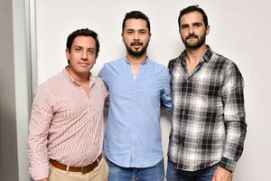 26032020 Rodolfo, Toño y Ricardo.
