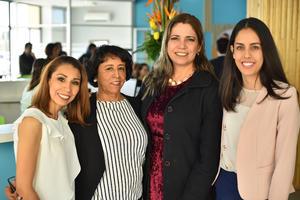 27032020 Rocío, Rosario, Marcela y Lupita.