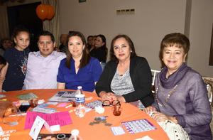 25032020 Natalia, Alejandro, Diana, Josefina y Julieta.