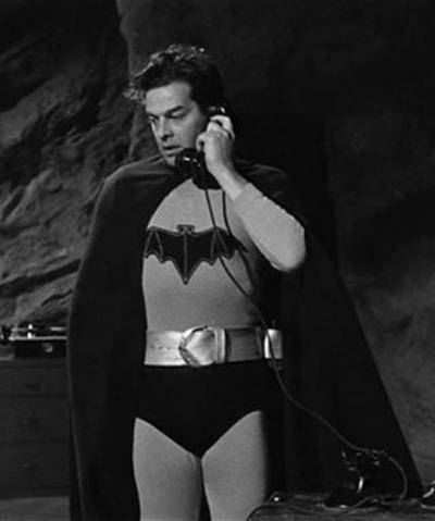 Robert Lowery (Batman and Robin, 1949)