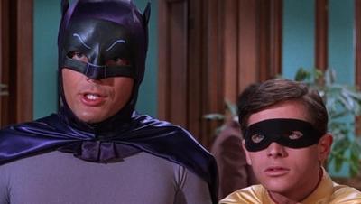 Adam West (Batman, 1966-1968; Batman: The Movie, 1966)