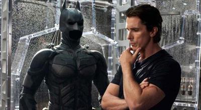 Christian Bale (Batman Begins, 2005; The Dark Knight, 2008; y The Dark Knight Rises, 2012)