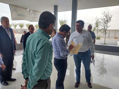Reunión de Gobernadores de Coahuila y Durango con los alcaldes de la región por tema del Covid-19