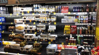 Compras de pánico de bebidas alcohólicas en la Laguna