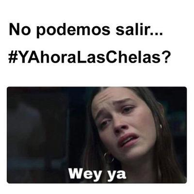 #ConLasChelasNo, usuarios reaccionan con memes ante supuesta Ley Seca