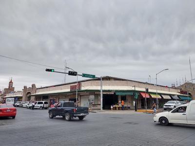 Así luce el centro de Torreón en Viernes Santo y cuarentena