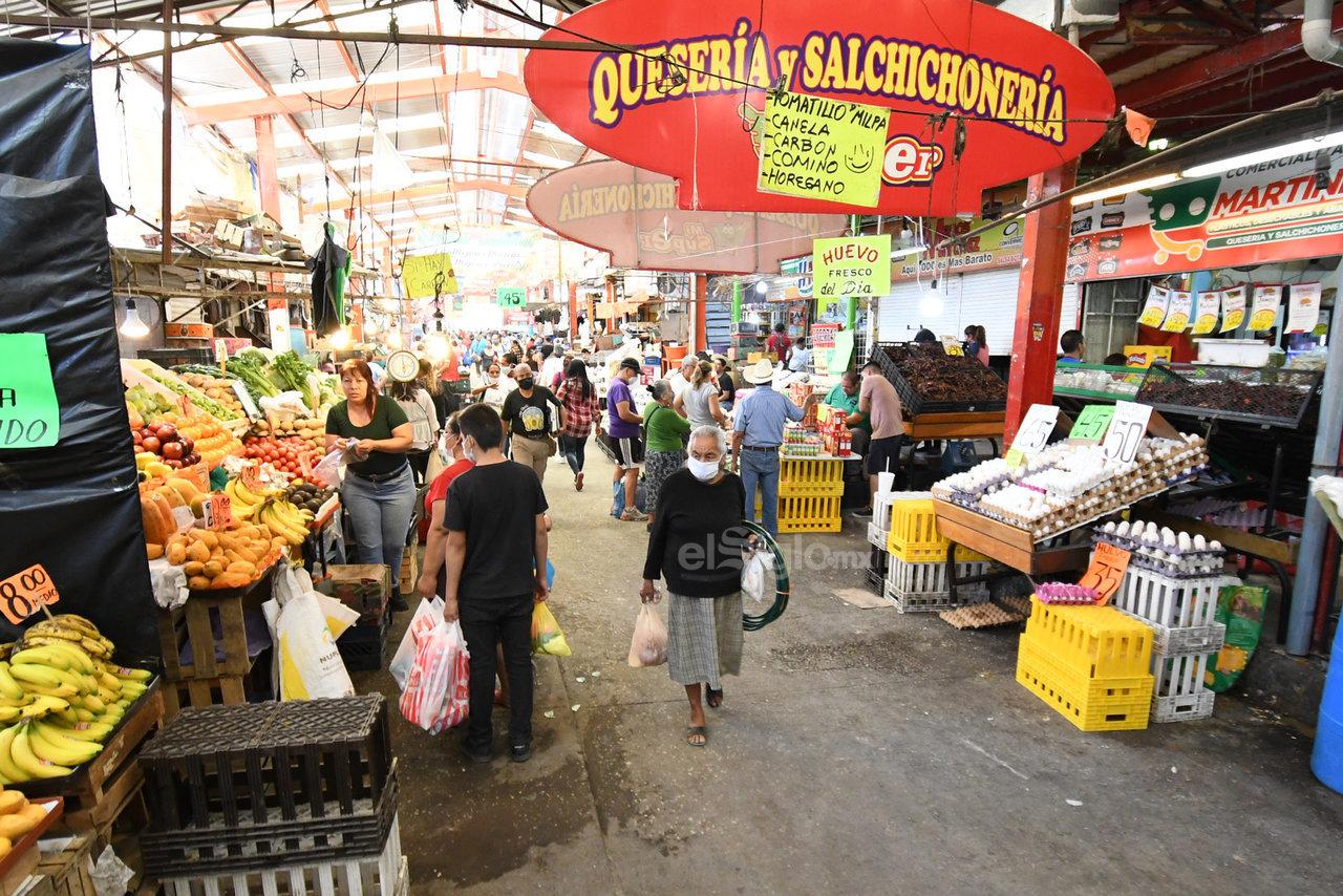 Mercado Alianza De Torre U00f3n Ignora Cuarentena Por COVID 19