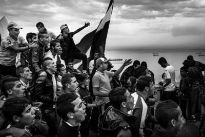 Ganadores y participantes del World Press Photo