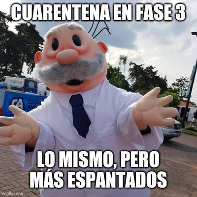 Llega la Fase 3 a México y con ella los memes