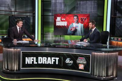 Desde casa, Draft de la NFL 2020