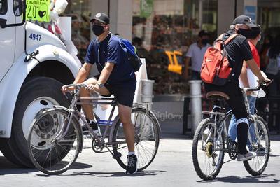 Limitaciones de movilidad. Los elementos de Seguridad en Coahuila podrán detener y verificar la justificación de movilidad de todo tipo de vehículos dentro de la actual pandemia, incluyendo las motocicletas y bicicletas.