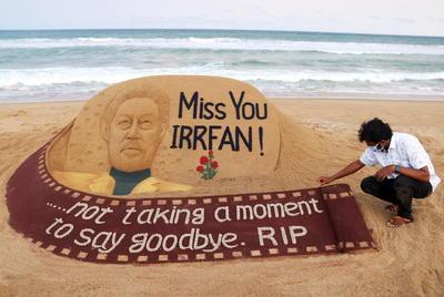 Actor Irrfan Khan pierde la batalla ante el cáncer