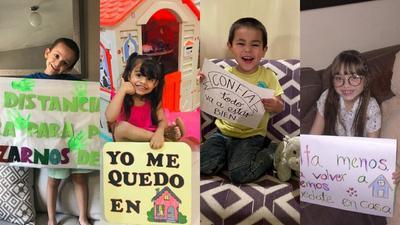 Un Día del Niño con mensajes de esperanza
