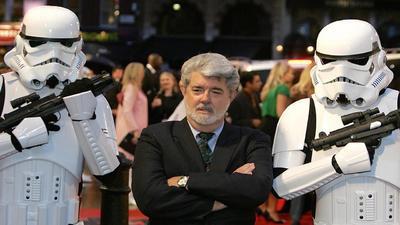 George Lucas  Star Wars: Episodio I - La amenaza fantasma Star Wars: Episodio II - El ataque de los clones Star Wars: Episodio III - La venganza de los Sith Star Wars: Episodio IV - Una nueva esperanza