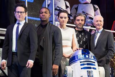 JJ Abrams  Star Wars: Episodio VII - El despertar de la Fuerza Star Wars: Episodio IX - El ascenso de Skywalker