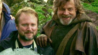 Rian Johnson Star Wars: Episodio VIII - Los últimos Jedi