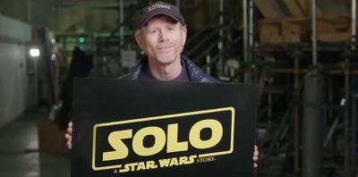Ron Howard  Han Solo: una historia de Star Wars