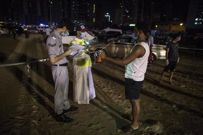En años recientes, Emiratos Árabes Unidos ha sufrido una serie de incendios en sus rascacielos.