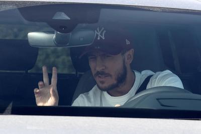 Reaparecen figuras del Real Madrid tras paro por panemia