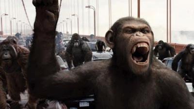 Movistar+ 'El origen del planeta de los simios'