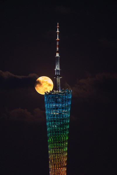 Las mejores fotografías de la Luna de Flores alrededor del mundo