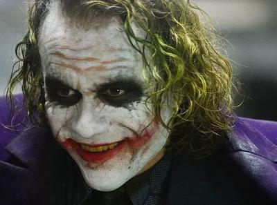 Heath Ledger The Dark Knight 2008