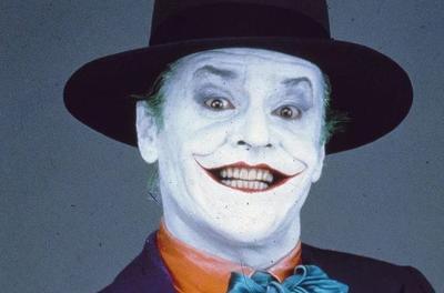 Jack Nicholson Batman de Tim Burton  1989