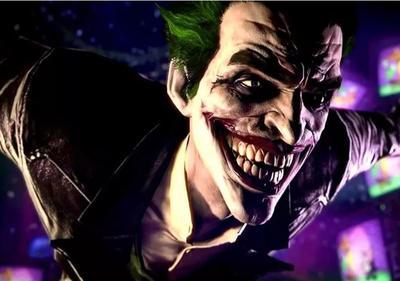 Troy Baker Videojuego Batman: Arkham Origins  2013