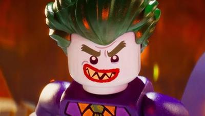 Zach Galifianakis The Lego Batman Movie 2017
