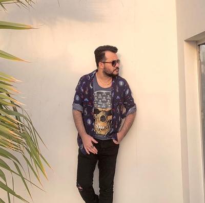 Geovani Cabrera compositor de música regional mexicana del año.