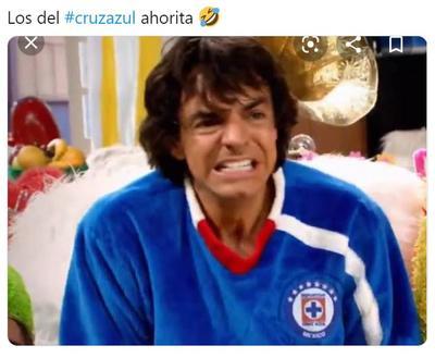 Llegan los memes del Cruz Azul y la cancelación de la Clausura 2020