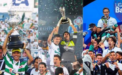 Un día como hoy, pero de 2001, 2012 y 2018, los Albiverdes consiguieron su segundo, cuarto y sexto campeonato, respectivamente.