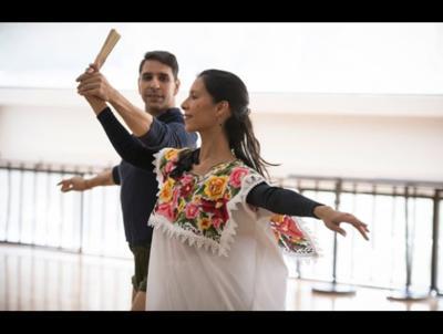 La afamada mexicana, poseedora del prestigioso premio Benois de la Danse en la categoría de Mejor Bailarina, presenta Danzatlán. Festival internacional de la danza en un click.