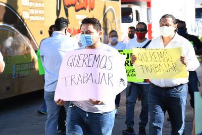 Solicitan la intervención de las autoridades municipales.