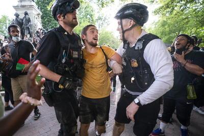 Se extienden protestas en EUA tras asesinato de George Floyd