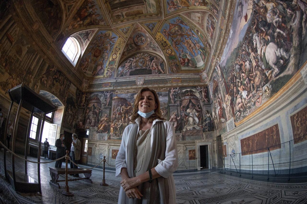 Museos en Europa hacen su reapertura tras confinamiento
