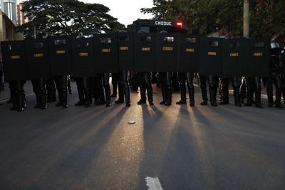 Realizan protesta en Brasil contra gobierno de Jair Bolsonaro