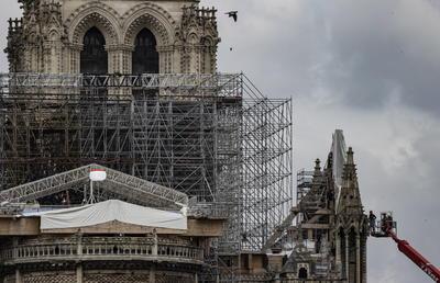 Reiniciaron las operaciones en la catedral.