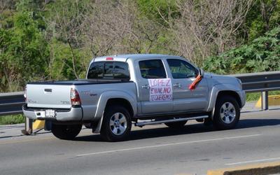 Realizan protestas en diversas partes de México contra gobierno de AMLO