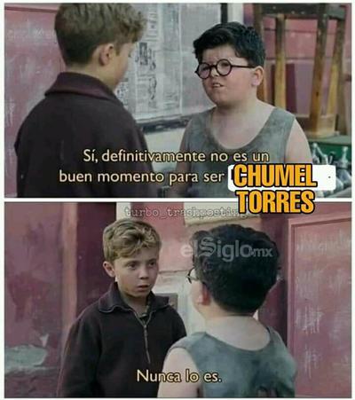 Tunden con memes a Chumel Torres y AMLO a raíz de cancelación de foro Racismo y/o Clasismo