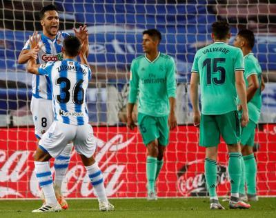 Real Madrid recupera la cima de La Liga de España