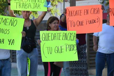 Buscan diálogo con autoridades municipales y estatales.