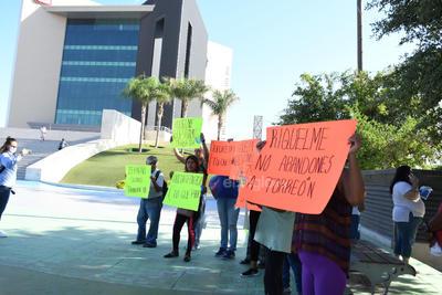 Los manifestantes aseguran que la reapertura sería ordenada.