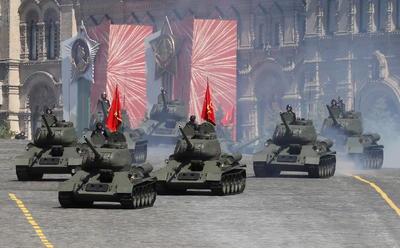 Participó el Ejército ruso.